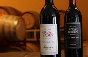 Adam Hand's Great Basin wines set to debut in July at Wineries on 4th in Reno. Photo: @GrapeBasinNews